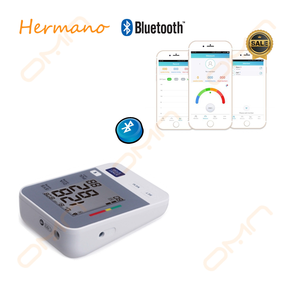 OEM available bluetooth medical health care device FDA approved portable blood pressure meter