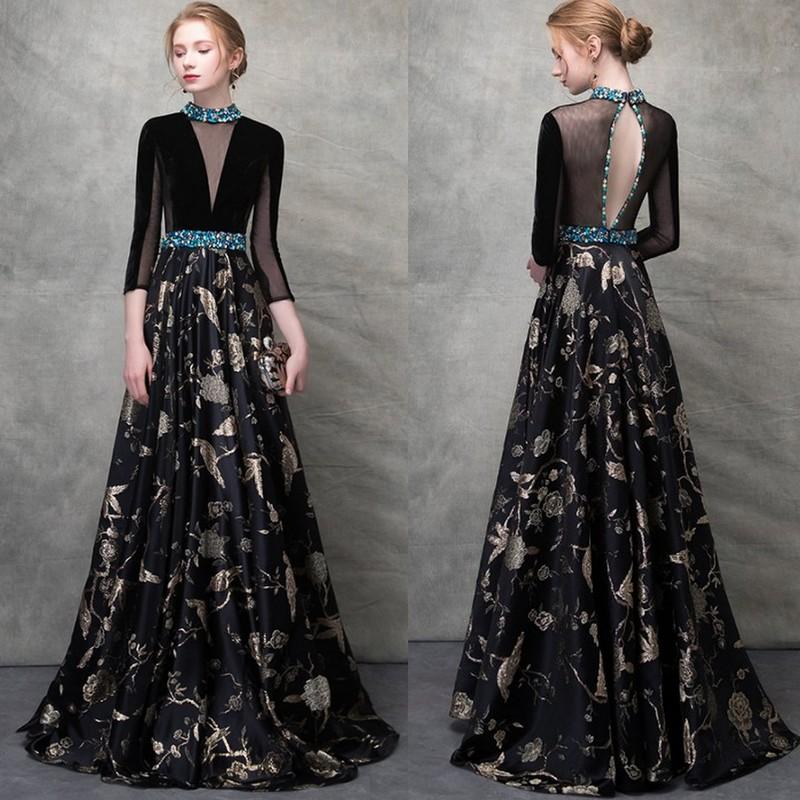 adbd751709dc4 مصادر شركات تصنيع المخملية طويل فستان السهرة والمخملية طويل فستان السهرة في  Alibaba.com