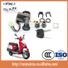 Hit factory motorcycle fuel tank lock for Moped 50 125 150 GY6 Taotao Roketa Scooter