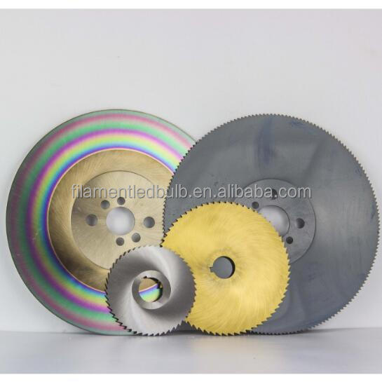 High productivity instainlesss alloy hss steel pipe saw blade