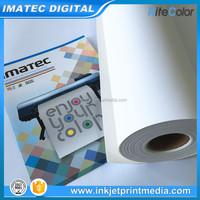 Wholesale Premium Matte 320Gsm Inkjet Cotton Canvas Paper Roll for Painting
