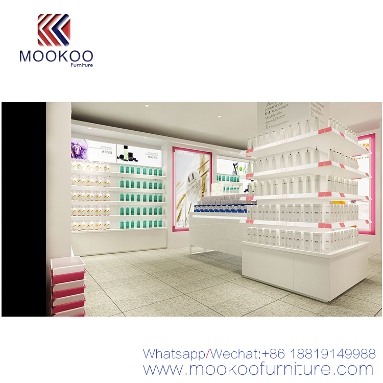 Make-Up Shop Interior Design