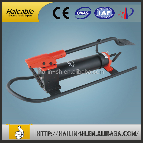 pump hudraulic foot operator tool for hydraulic pump