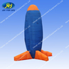 attractive plane rocket advertising model promotional strategy