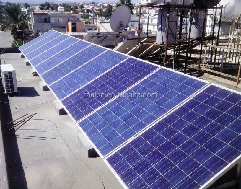 Residential Solar Power Kit Solar Panel 1000w System Solar
