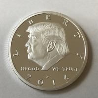 American President Souvenir Donald Trump Challenge coin