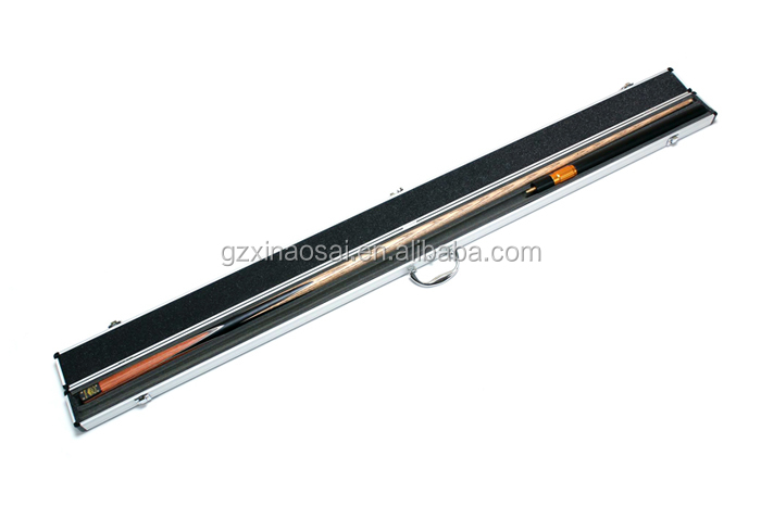 Cheap one piece aluminum snooker cue case
