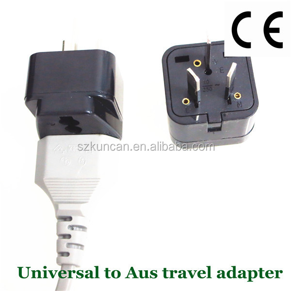 Travel Ac Power Plug Eu/euro/brazil/au - Us/usa/canada/japan ...