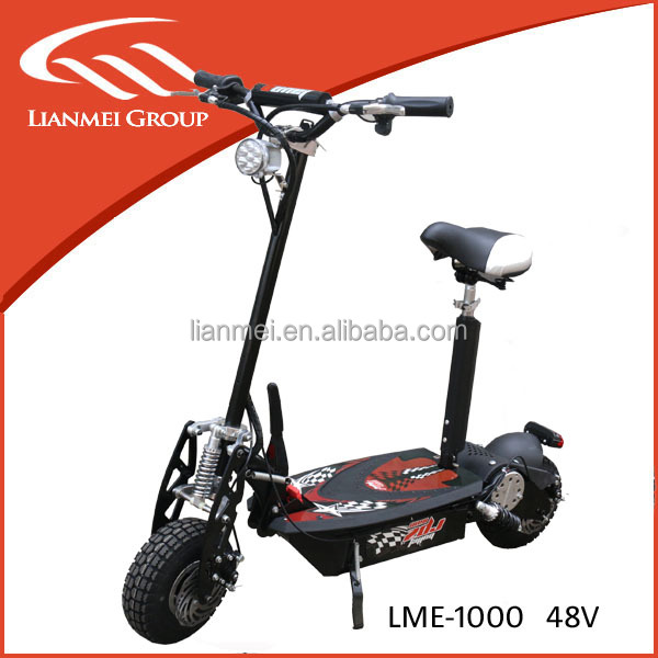 Electric 1000W scooter for adults for Australia market