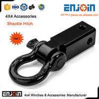 ENJOIN GS & CE tow hitch d ring receiver hitch shackle mount