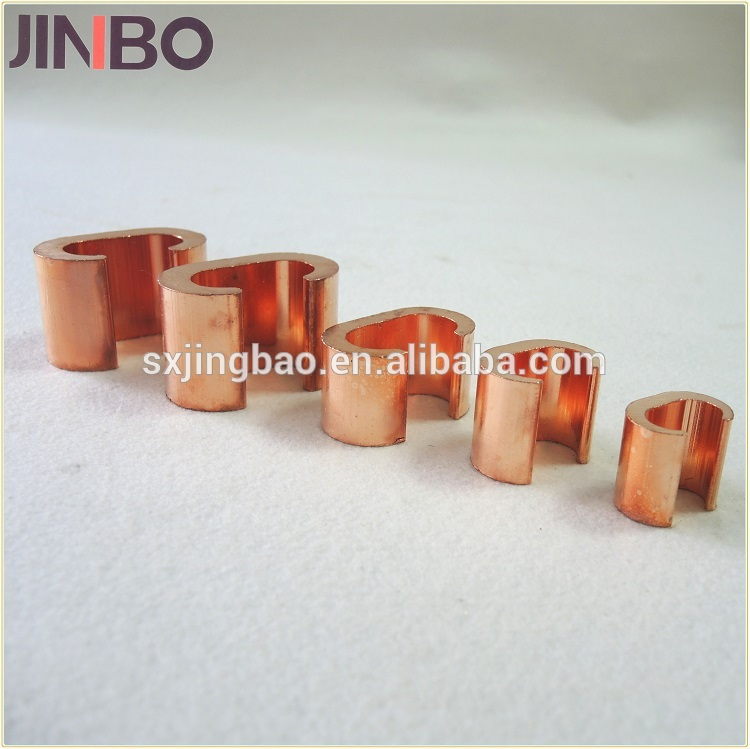 Earthing Wires Connection Cable Joint Earth C Clamp Copper - Buy ...