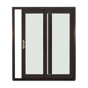 stainless steel sliding window frame/ aluminum window/adjustable electric window tinting film