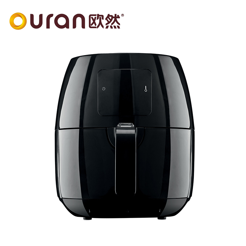 Popular commercial electric oilless batch air deep fryer without oil