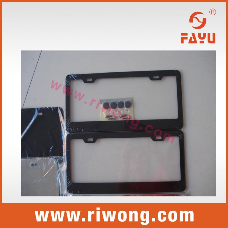 Car Display Sign remote Control Led Car License Plate Frame