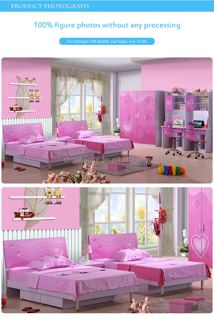 Fair price used couple queen kids bedroom furniture set in for Used kids bedroom furniture