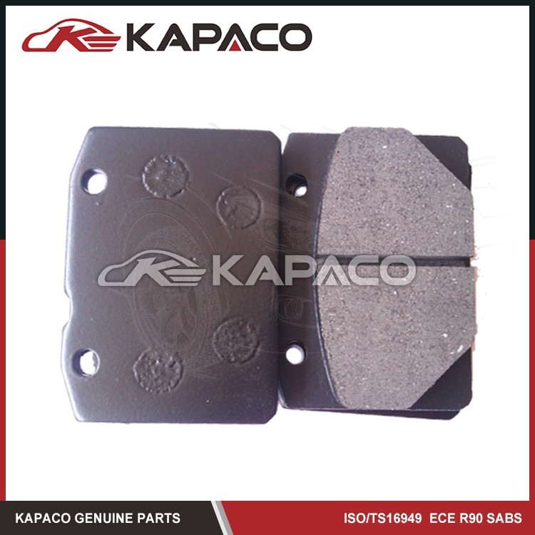 2101-350109 High quality brake pad stamping automotive parts For FORD TRUCK(Latin America) 2013