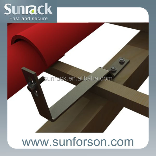 High quality Components Tile Hooks of Solar Energy