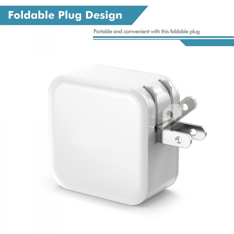 ETL wall charger 18W PD type c output supe mini and exquisite design