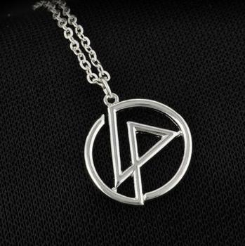 Zj024 Huilin Linkin Park Pendant Necklace Artist Rock Logo Symbol Jewelry Buy Linkin Park Necklace Logo Symbol Necklace Linkin Park Pendant Necklace