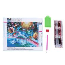 DIY Strass Artesanal Bordado Kit Ponto Cruz Pintura Diamante Mosaico Diamante Pintura Ponto Cruz Kits