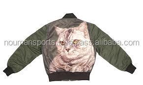 australia custom sportswear wholesale 100 polyester men's bomber jacket