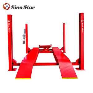4 post hydraulic car lifts/mobile column bus lift(SS-6440-X1)