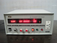HIGH POWER Programmable AC Source