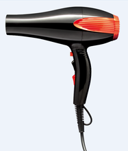 professional powerful hair styling with diffuser 2200watt hair dryer