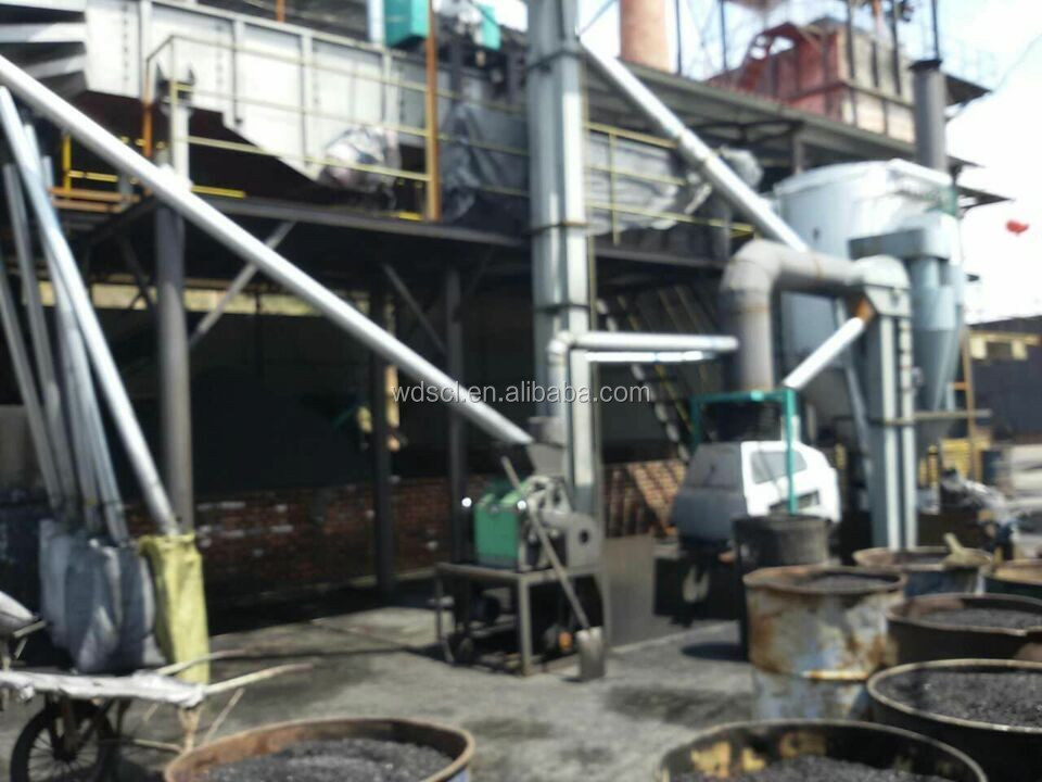 Activated Carbon Production Process / Gold Recovery Coconut Shell ...
