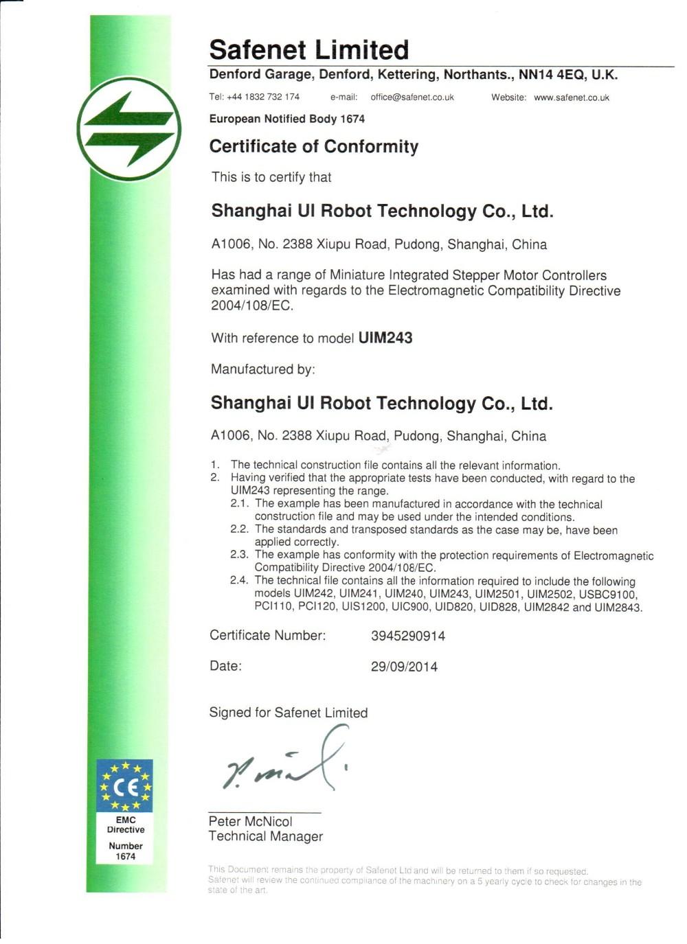 Uid828 Can Bus Series Digital Port I/o Controller
