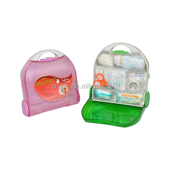 Emergency baby healthcare medical first aid kits