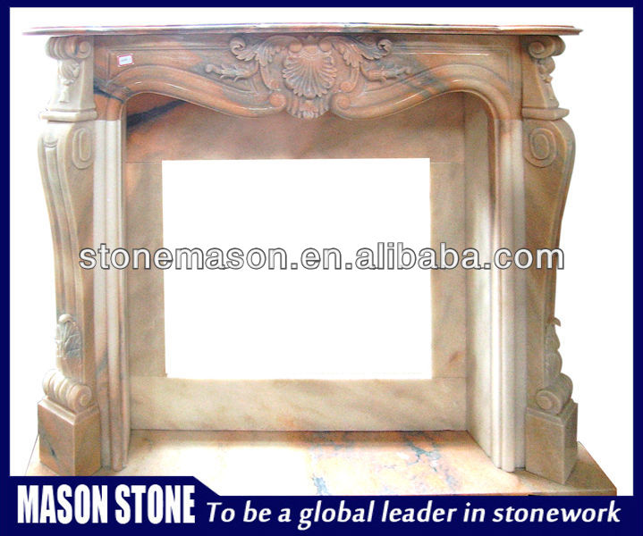Indoor Used Fireplace Mantel, Indoor Used Fireplace Mantel ...