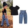 /product-detail/whs29-fashion-red-tops-jeans-pant-2pcs-girls-clothing-set-frock-design-for-baby-girl-62057079194.html