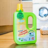 [Vegetable HOME] Eco-friendly Liquid Laundry Detergent 4L