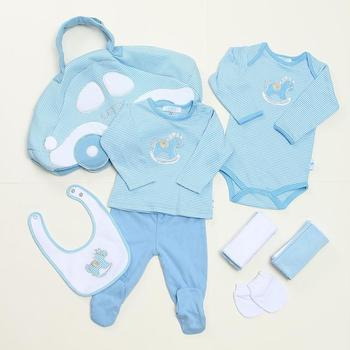 2018 baby boutique wholesale romper baby clothes set newborn with accessories