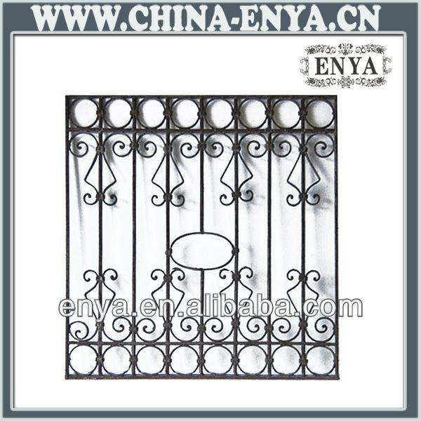 Decorative Wrought Iron Window Grill Design Buy Wrought Iron Decorative Wrought Iron Window Grill Iron Window Grill Design Product On Alibaba Com