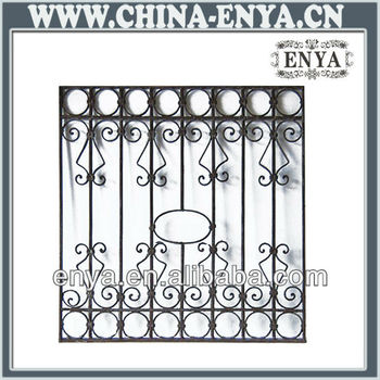 Decorative Wrought Iron Window Grill Design Buy Wrought