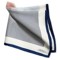 high quality 100 cotton design men handkerchief