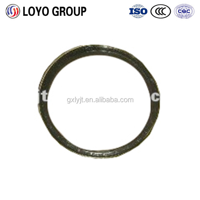 howo mining truck parts Front wheel hub oil seal