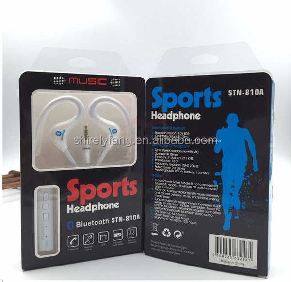 Fashionable Mini Sporty V3 0 Bluetooth Earphone Wireless