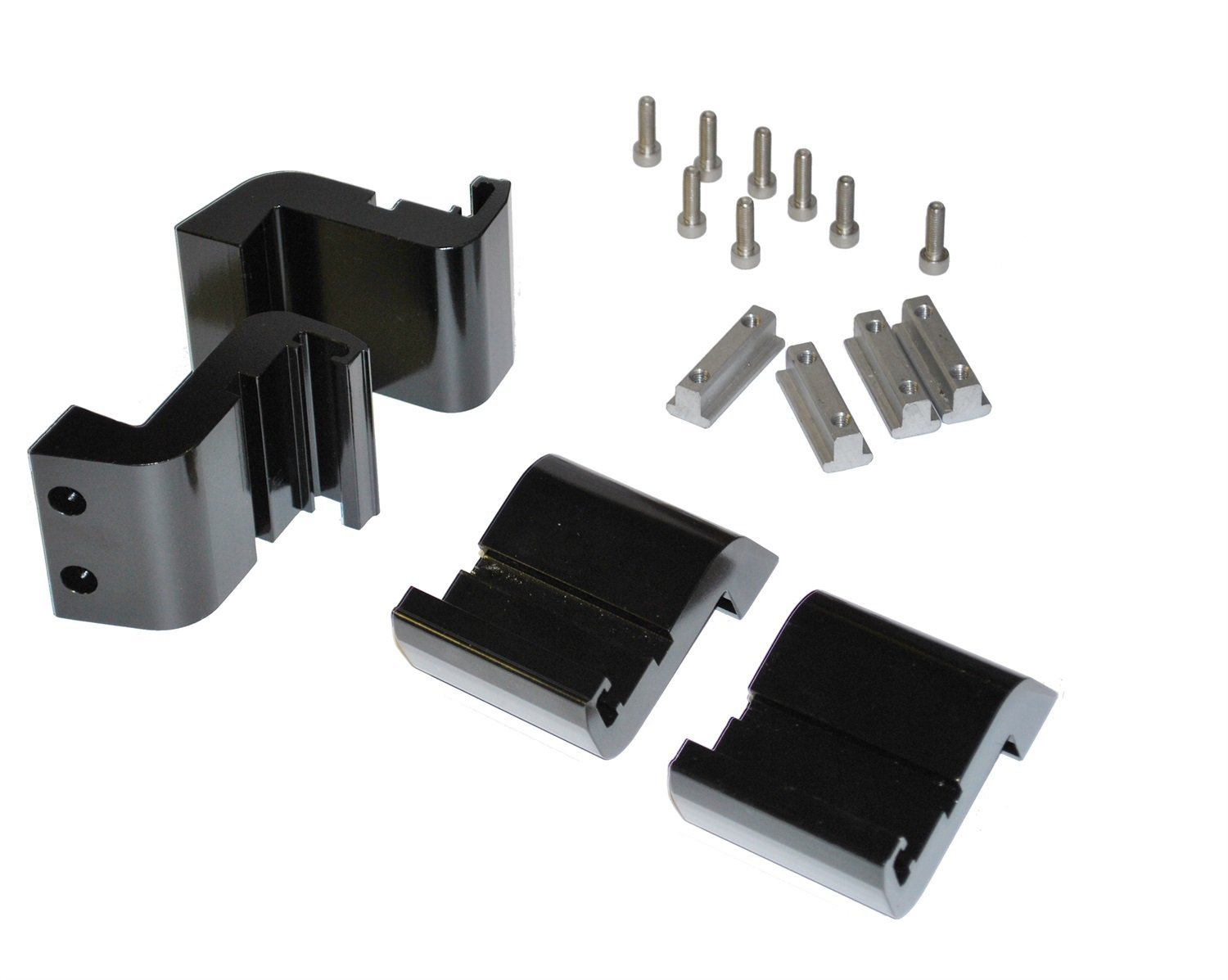 Bestop 75130-15 PowerBoard Extension Kit for All Powerboard Retractable Running Board Sets