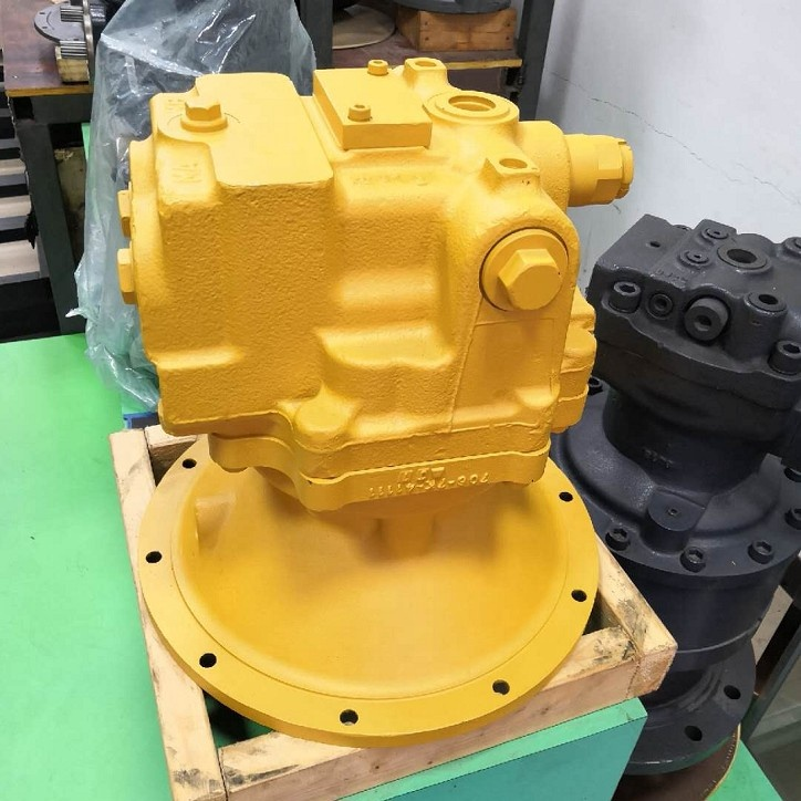 Construction Machinery Parts 706-7K-01170 Swing motor PC300-7 PC300-8 PC400-7 PC400-8 Swing motor assy without gearbox