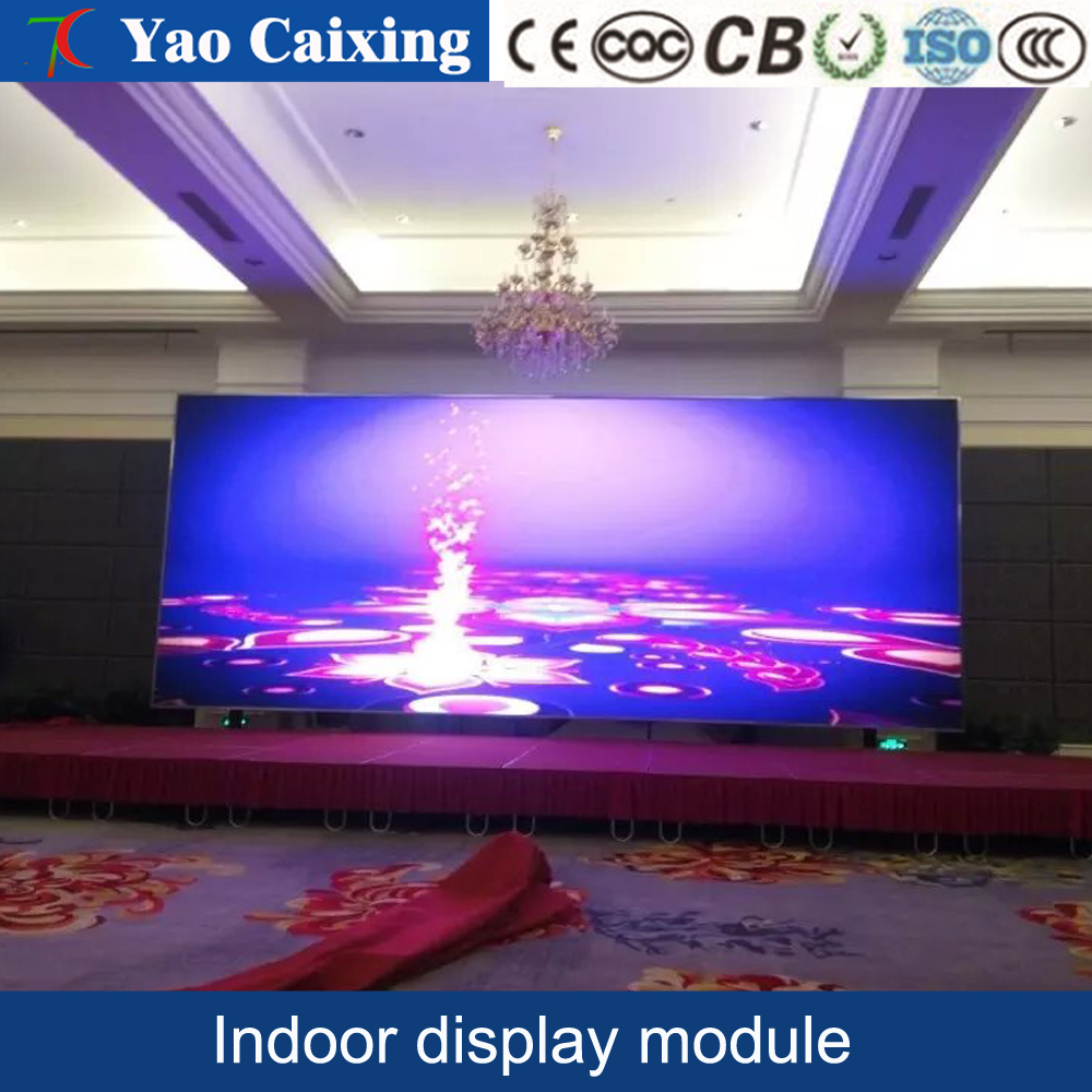 P3 indoor color screen, electronic image, video wall LED display