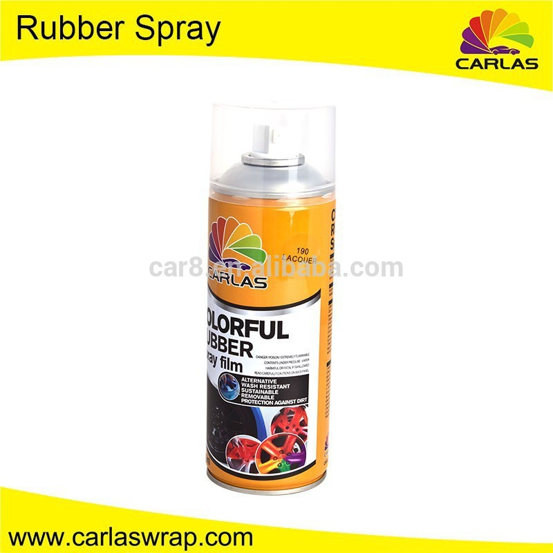 rubber coating/spray rubber liquid rubber spray paint film