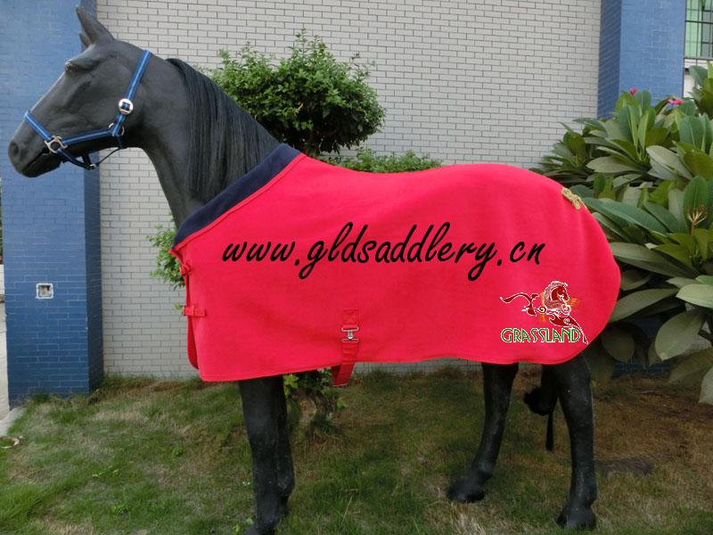 Fashionable Fleece Horse Rug With Collar Buy Horse Rugs Fleece