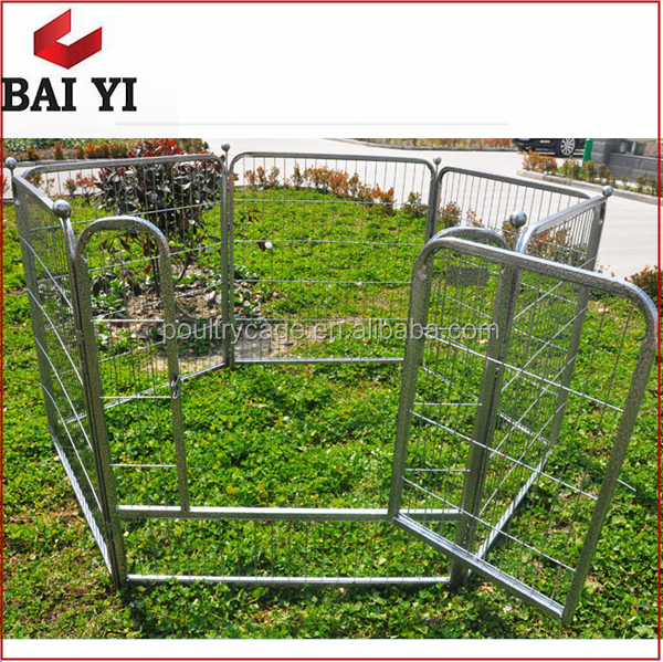 Supplier Wholesale Large Dog Show Cage Dog Running On Alibaba