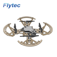 New Wooden DIY RC Drone Assembly WiFi quadcopter Drone With Camera Print Color, Education For Teaching Kids