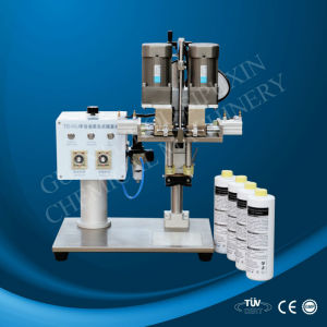 SPX high end water bottle capping machine,spray bottle