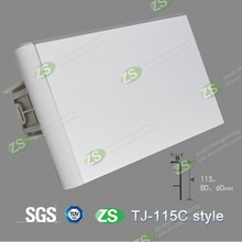PVC Aluminum Kitchen Skirting Board Cover Picture