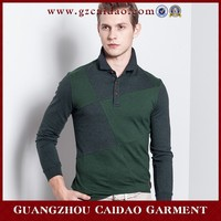 Fashion Long Sleeve Comfortable Nice and Autumn T-Shirt for Man